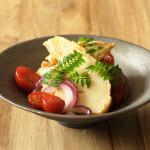筍とミニトマトの甘酢漬け