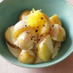 ジャガイモのレモンクリーム煮